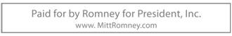 Paid for by Romney for President, Inc.