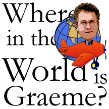Where in the World is Graeme?