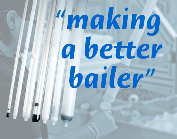 Making a Better Bailer