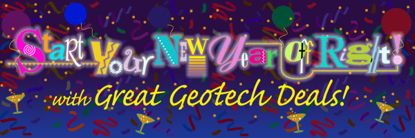 Stuff Your Stockings with Geotech Deals!