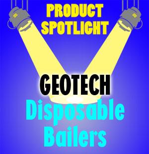 Disposable Bailer Spotlight