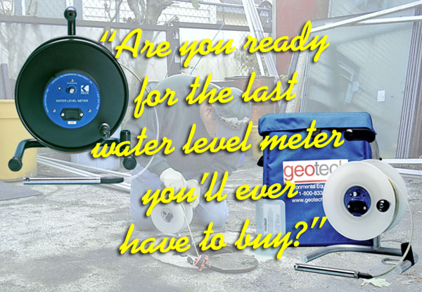Are you ready for the last water level meter you'll ever have to buy?