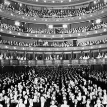 The Met Opera House Circa 1956