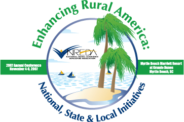NREDA Conference Logo