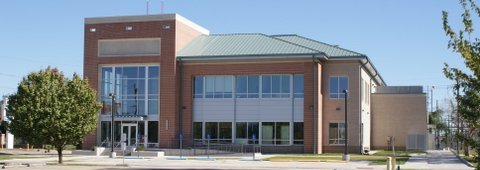 Nunez Admin Building