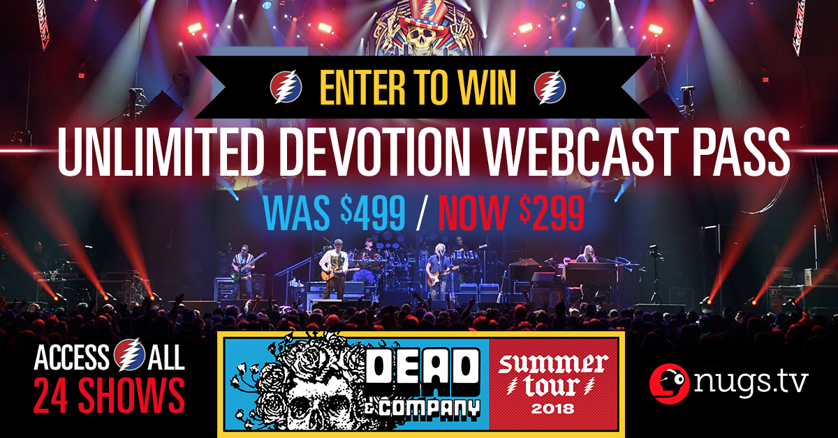 Enter to Win - Unlimited Devotion Webcast Pass