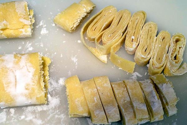 CCYA Pasta Making Class