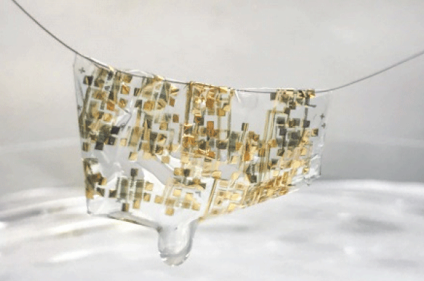 Flexible, Organic and Biodegradable: Researchers Develop a New Wave of Electronics