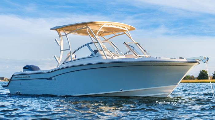 Big savings at boat shows and dealer showrooms