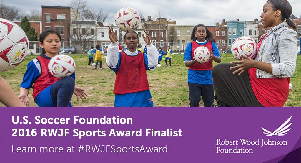 RWJF Sport Award Finalist