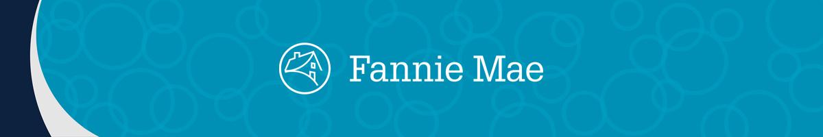Fannie Mae Header
