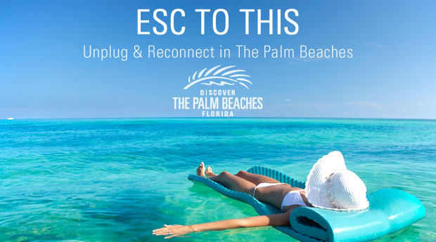 ESC To This | Unplug & Reconnect in The Palm Beaches
