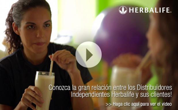 La gran relación entre los Distribuidores Independientes Herbalife y sus clientes