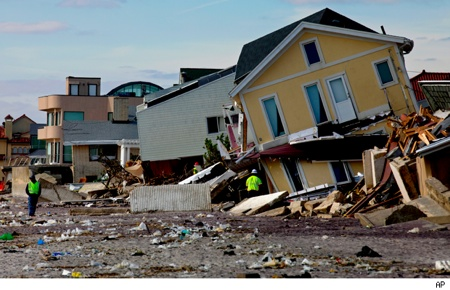 Hurricane Sandy Damage 1