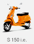 S 150 i.e. - Vespa Nation - CLICK HERE