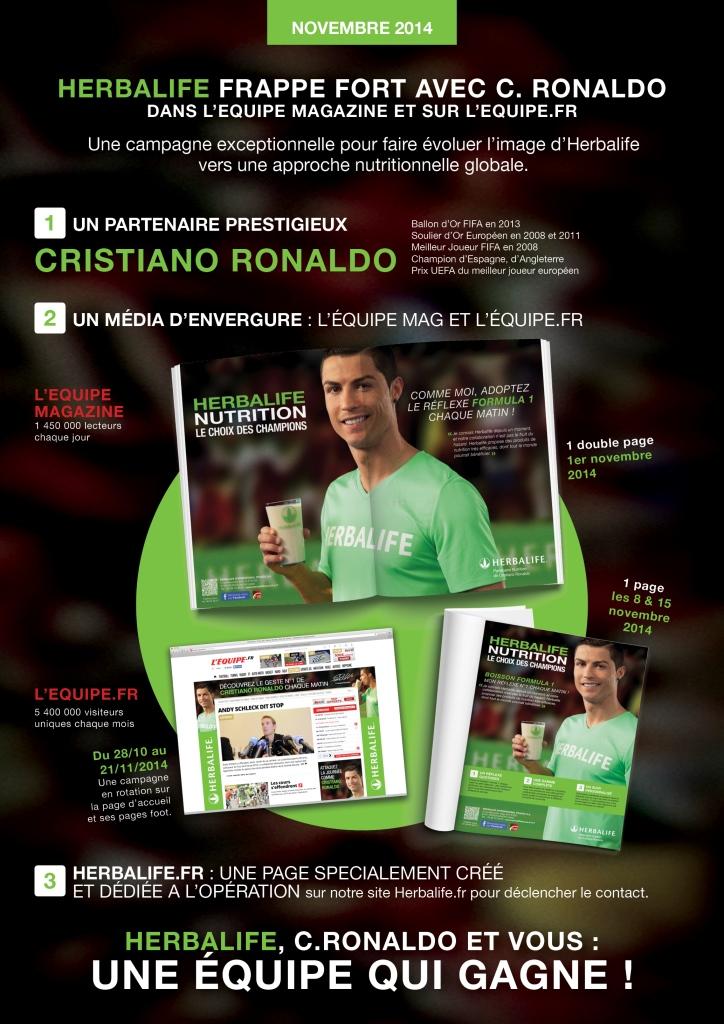 A4 info CR7 HDcomp