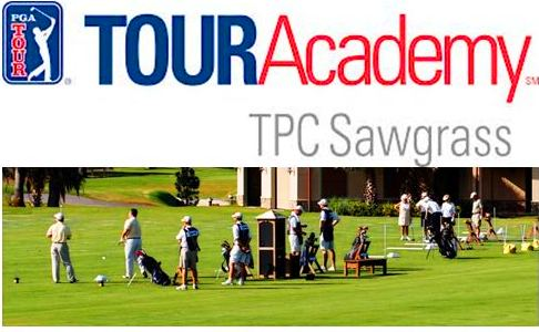 Get golf tips from the Tour Academy!