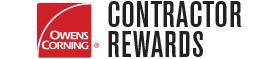 Owens Corning Contractor Rewards