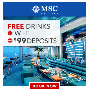 Free Drinks, WiFi, and more!