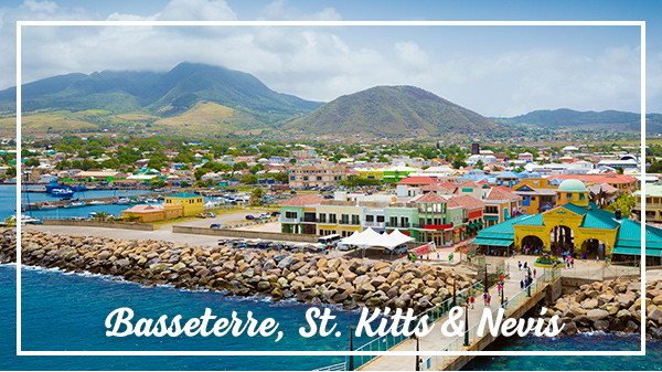 Basseterre, St. Kitts & Nevis