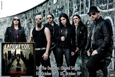 Lacuna Coil on Facebook