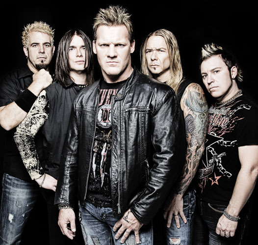 New FOZZY Band Photo