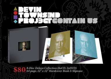 Devin Townsend on Facebook