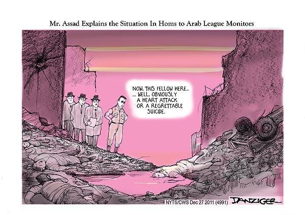 Danziger Cartoon