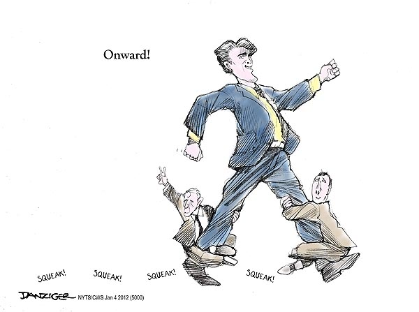 Danziger Cartoon