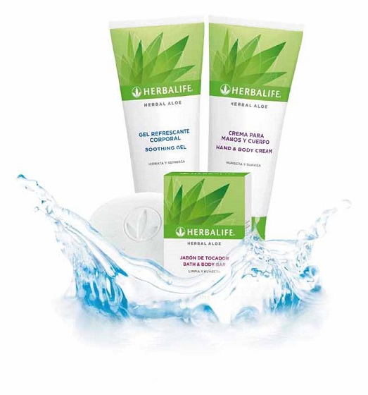 Linea Herbal Aloe