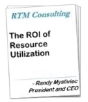 ROI Resource Utilization