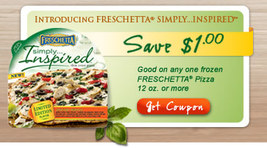 Introducing FRESCHETTA® SIMPLY...INSPIRED™