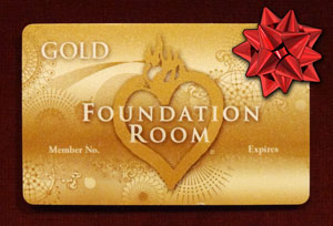 Foundation Room Membership