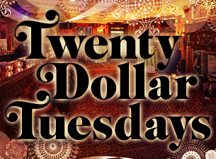 $20 Tuesdays