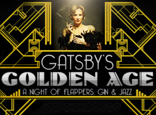 4/20 - Gatsby's Golden Age: A Night of Flappers, Gin and Jazz