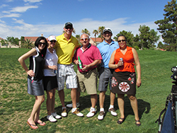 Spanish Trail Golf Outing