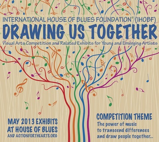 IHOBF - Drawing Us Together