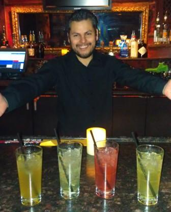 David the Margarita Mixologist