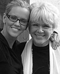 Jenny McCarthy and Byron Katie