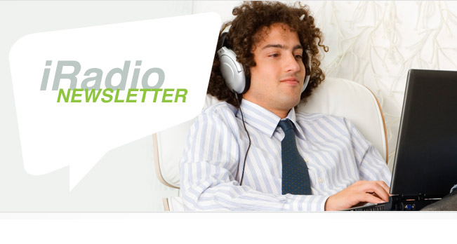 iRadio Newsletter