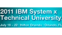 2011 IBM System x Technical University
