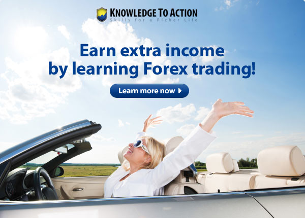 Earn extra income by learning Forex trading!