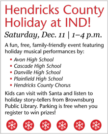 Hendricks County Holiday