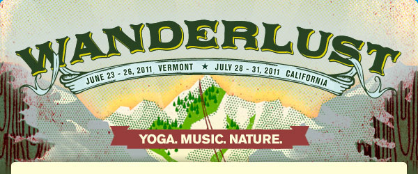 Wanderlust Festival 2011 - Save The Dates