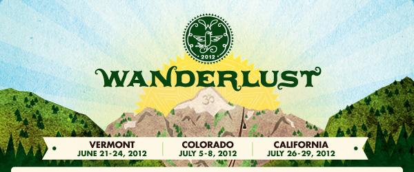 Wanderlust Festival 2012 Lineup Announced & Tickets Info