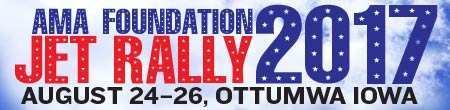 Sign up for the AMA Foundation Jet Rally today!