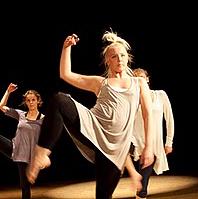 tanssilinjalla