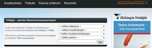 Koulutustayrittajille.fi