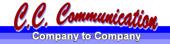 C.C.Communication Logo