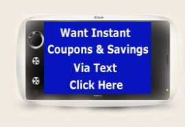 text coupons